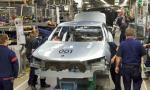 Bildspel: Banden rullar för Saab
