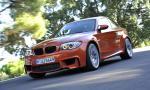 BMW 1-serie M Coupé – premiär