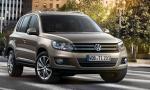 Volkswagen Tiguan får ansiktslyft 2011