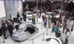 Volkswagen Touareg – två konceptbilar i Qatar