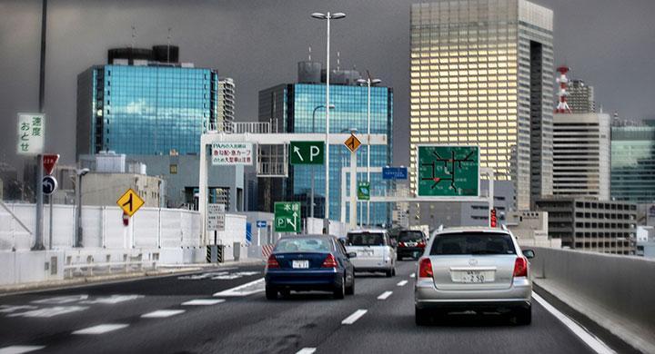 Lista: 8 krångliga bilstäder