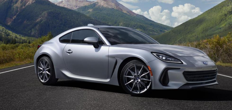 Officiell: Subaru BRZ i ny generation - modernare och ...