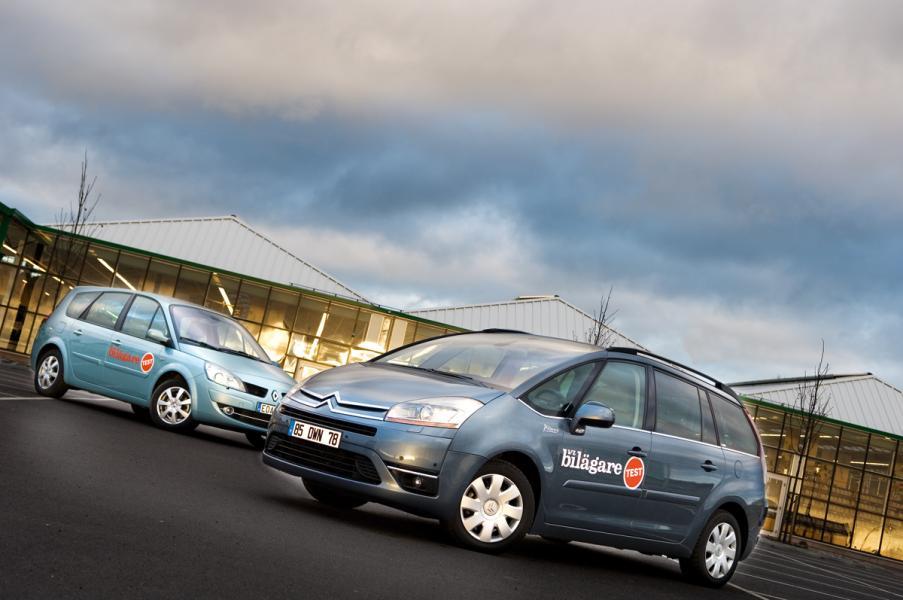 Rosttest: Renault Grand Scenic 2,0 Elegance (2007)