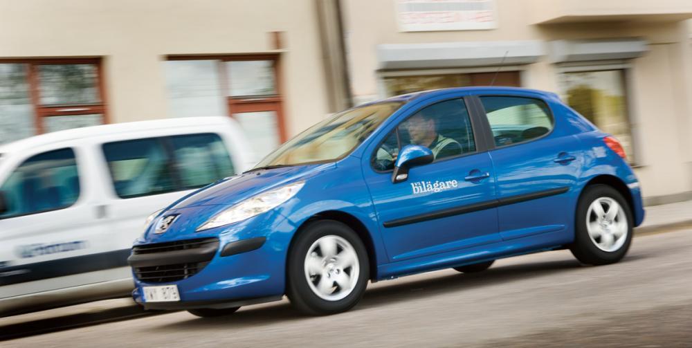 Rosttest: Peugeot 207 1,4 X-line 5d (2007)