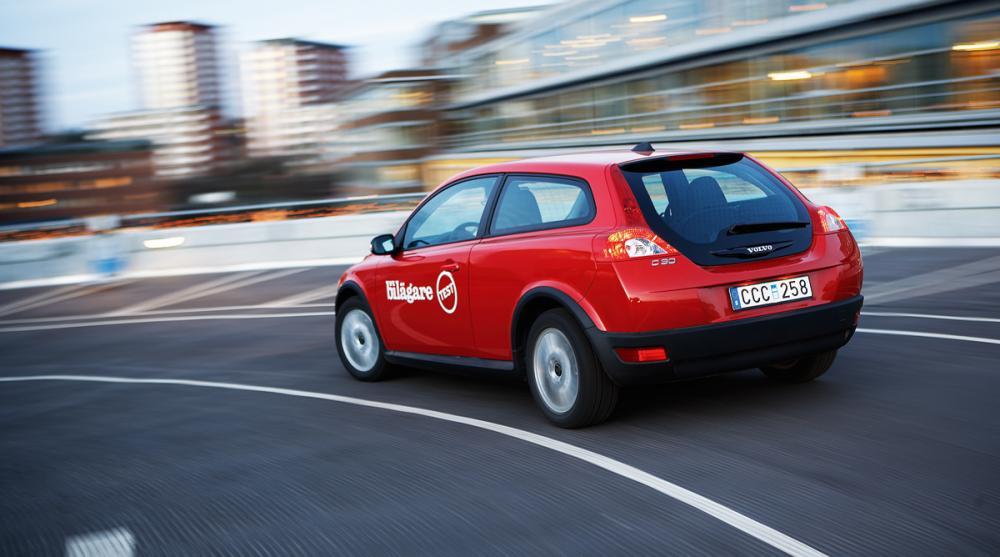 Rosttest: Volvo C30 (2007)
