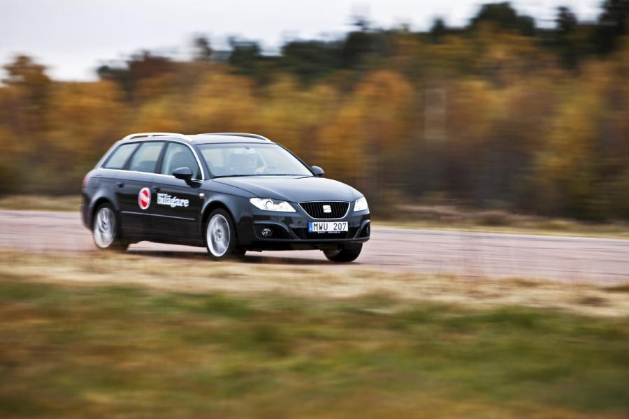 Ljustest: Seat Exeo ST 2.0 CR Style