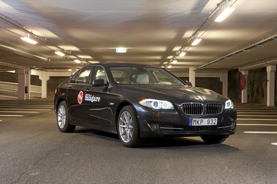 Ljustest: BMW 530d