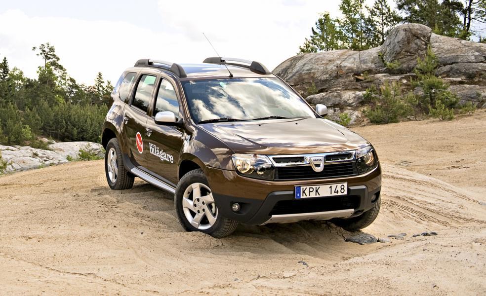 Rosttest: Dacia Duster 1.5 dCi Lauréate (2010)