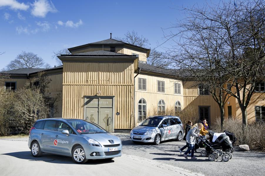 Ljustest: Peugeot 5008 1,6 Turbo