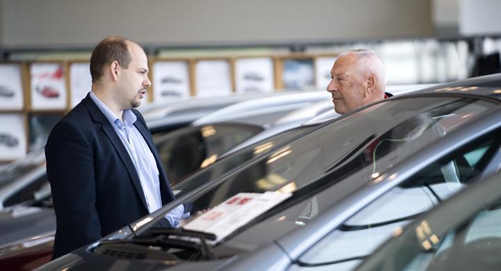 AutoIndex 2010: Skillnader i kommunikation