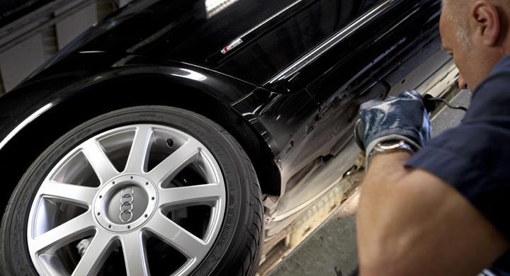 95 procent nöjda med Bilprovningen