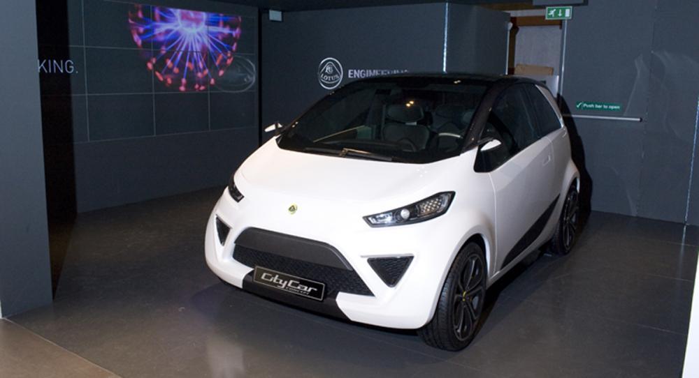 Lotus City Car Concept – prestige i litet format
