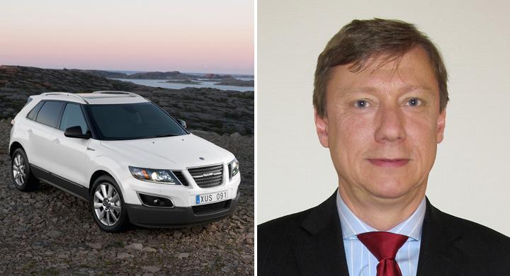 Bilveteran blir ny säljchef på Saab