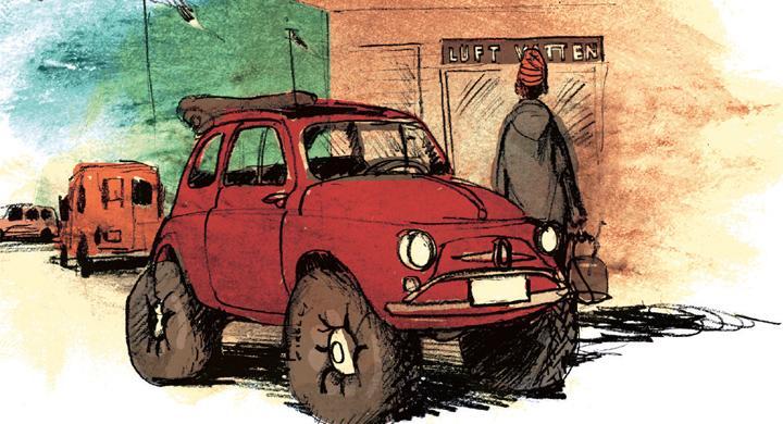 Bilfrågan: Bra med mer bar i däcken?
