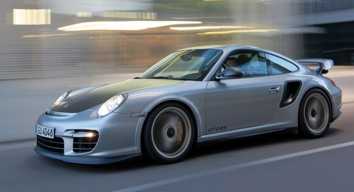 Porsche 911 GT2 RS säljer slut