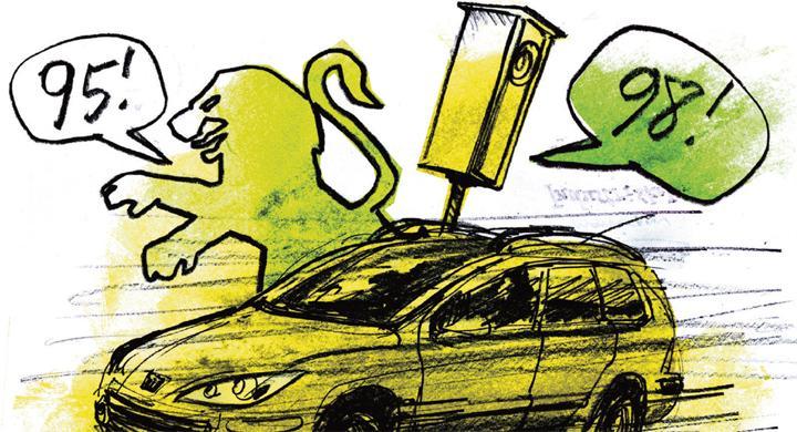 Bilfrågan: Kan jag få rätt mot fartkameran?