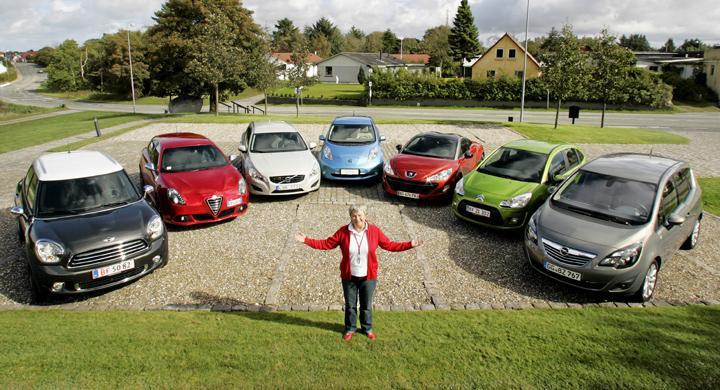 Årets Bil 2011: Sterners sju favoriter