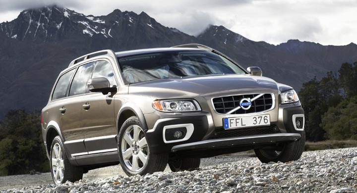 Svenska mammor väljer Volvo