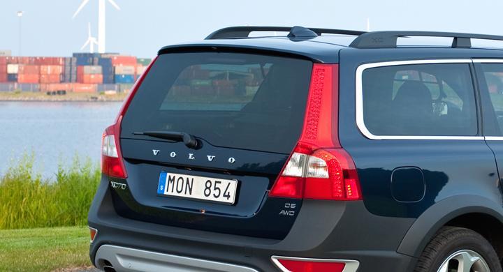 Bilfrågan: Öppningsbart bakfönster på Volvo?