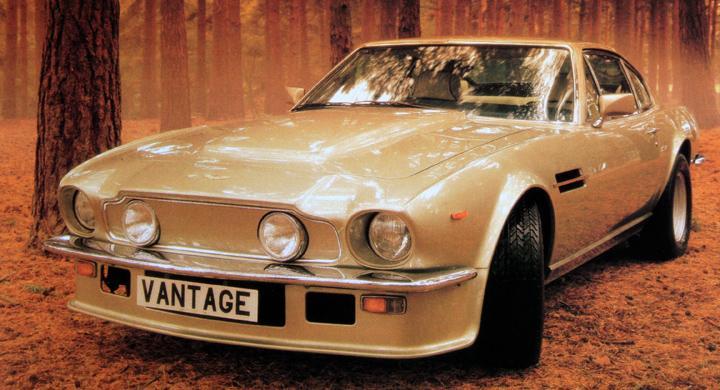 Klassiska bilmärken: Aston Martin