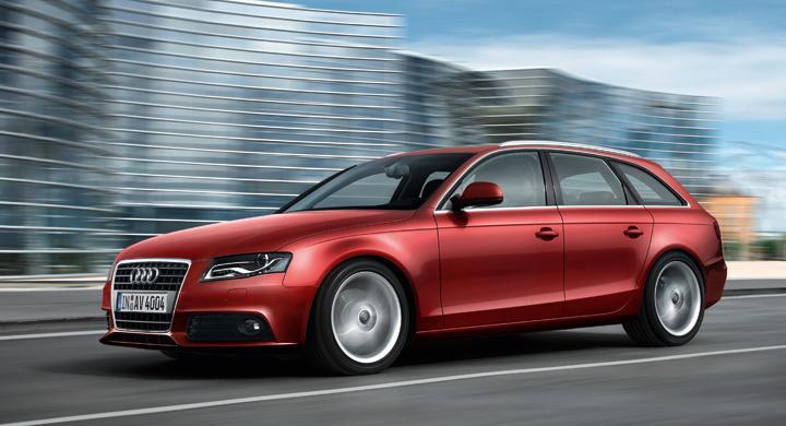 Audi A4 Avant 2.0 TDIe – nu miljöbil