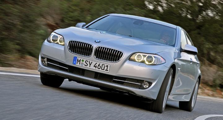 BMW-ägare missnöjd – tog gisslan