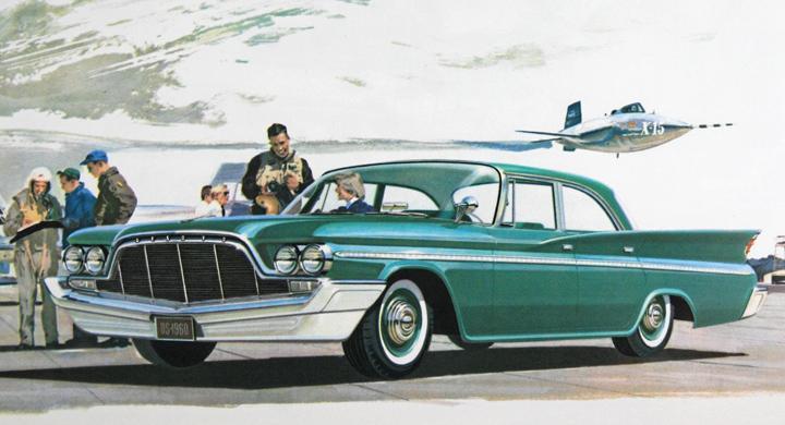 Klassiska bilmärken: DeSoto