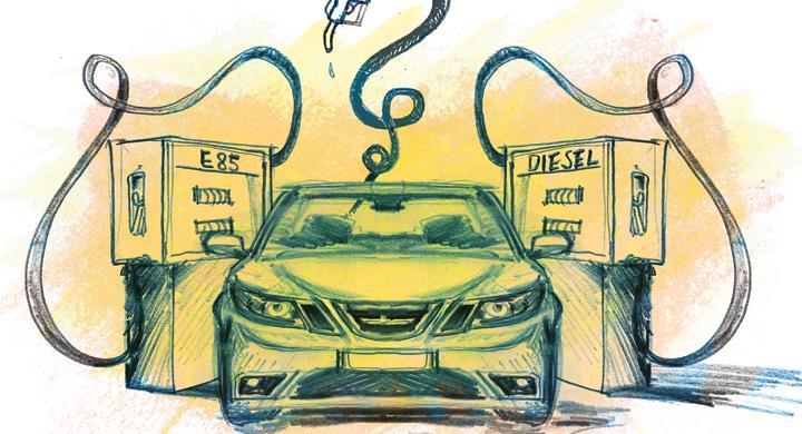 Bilfrågan: Vilket bränsle är framtidssäkert?