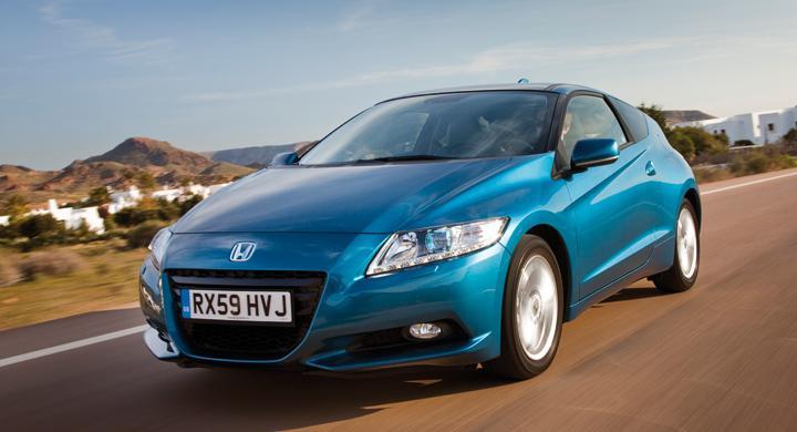 Honda CR-Z – Årets Bil i Japan 2010