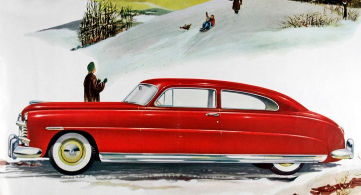 Klassiska bilmärken: Hudson