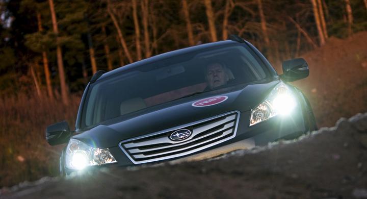 Mest nöjda i Tyskland kör Subaru