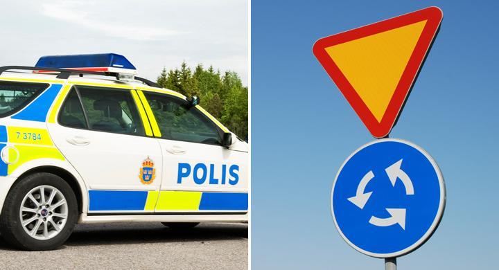 Polisen bötfäller men bryter mot samma regler