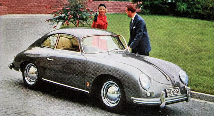 Klassiska bilmärken: Porsche