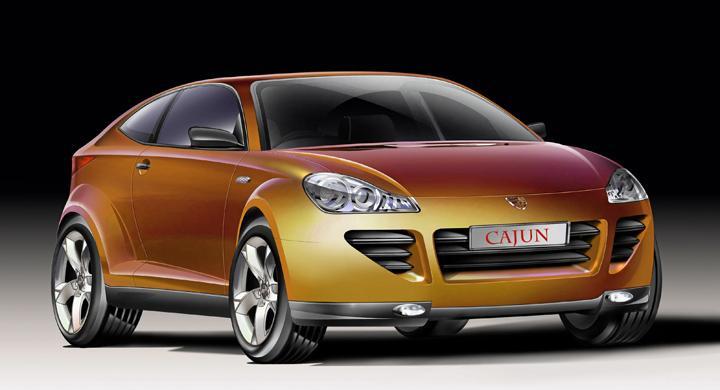 Porsche Cajun – billigast hittills