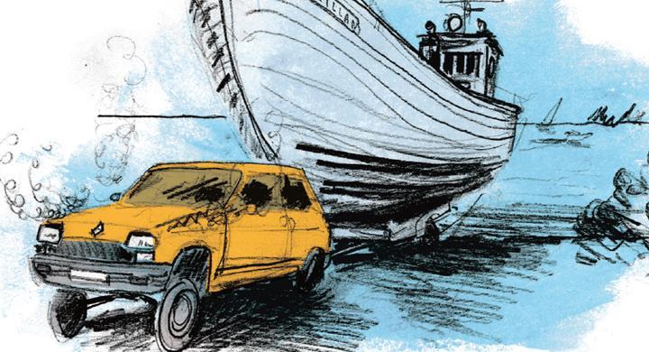 Bilfrågan: Vilka regler för båtsläp?
