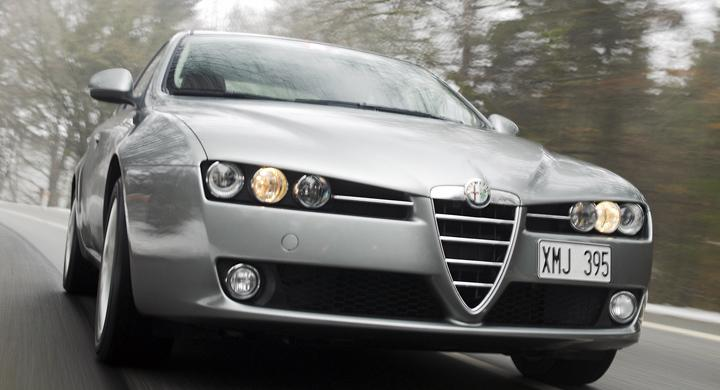 Bilfrågan: Konvertera Alfa Romeo 159 till etanoldrift?