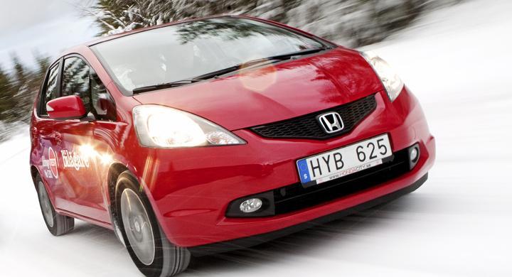 Honda återkallar 1,35 miljoner bilar