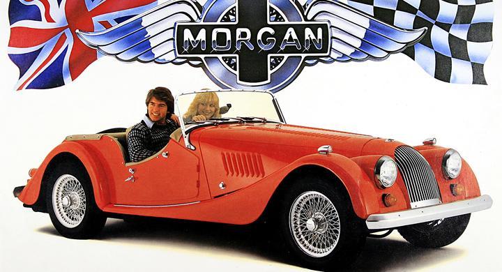 Klassiska bilmärken: Morgan