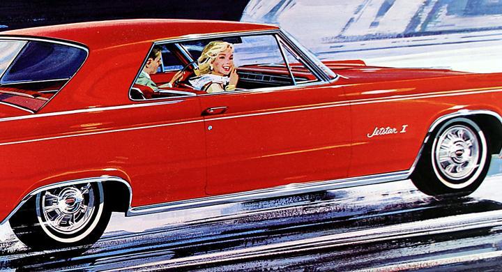 Klassiska bilmärken: Oldsmobile