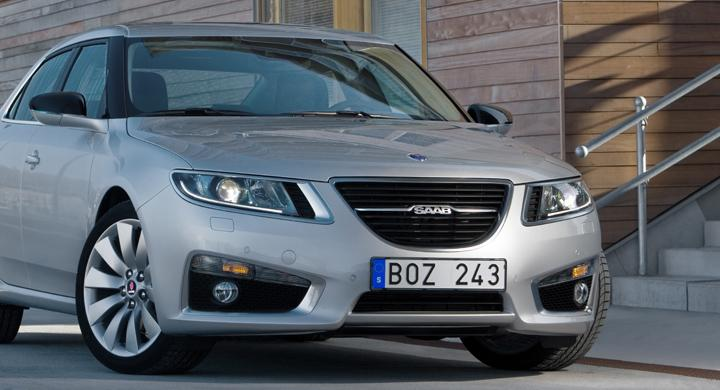 Saab gör comeback i Kina