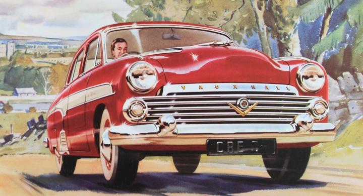 Klassiska bilmärken: Vauxhall