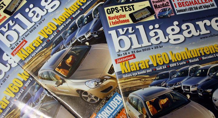 Vi Bilägare 18/2010 – nytt nummer