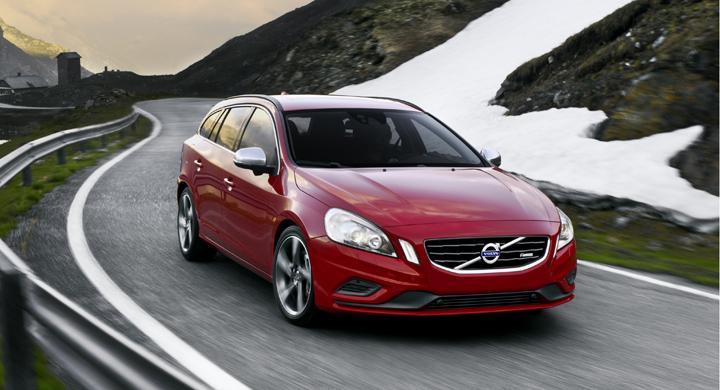 Volvo V60 är Årets Bil 2011 i Norge