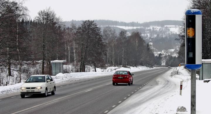 Sverige bäst på trafiksäkerhet
