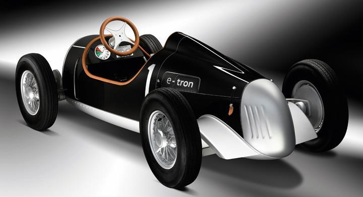 Audi presenterar elektrisk lådbil