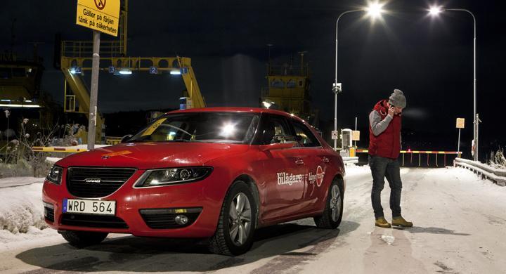 Därför startar inte nya Saab 9-5