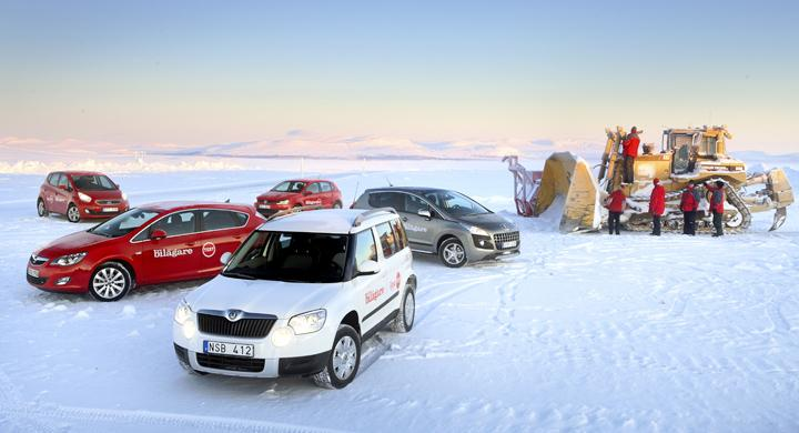 Långtest 2010: Skoda Yeti förarnas favorit