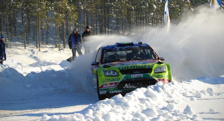 Svenska Rallyt 2011: När och var