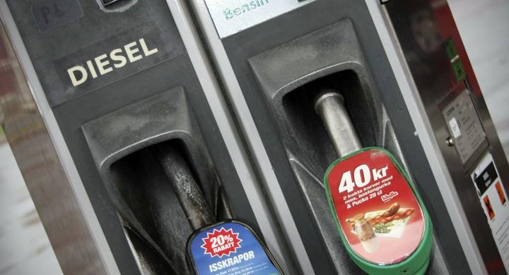 Risk för ännu dyrare diesel