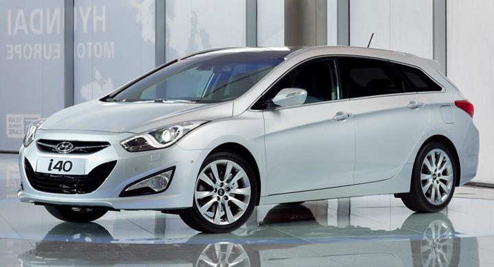 Hyundai i40 – ny kombiutmanare
